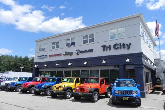 Tri City Chrysler Dodge Jeep Ram