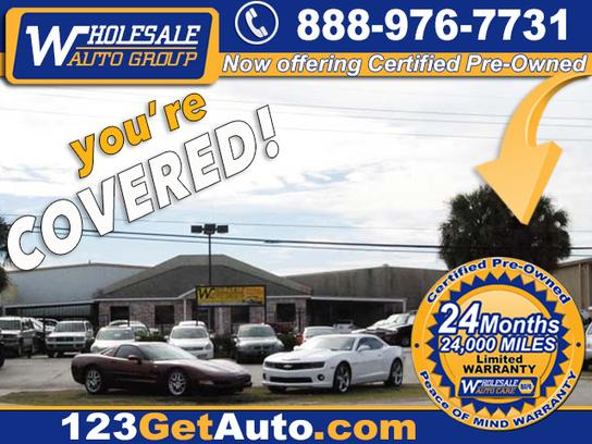 Car Lots In Kenner >> Wholesale Auto Group Car Dealership In Kenner La 70062 5338