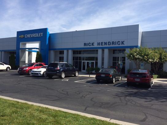 Hendrick Buick Gmc >> Rick Hendrick Chevrolet Buick Gmc Car Dealership In Henrico Va