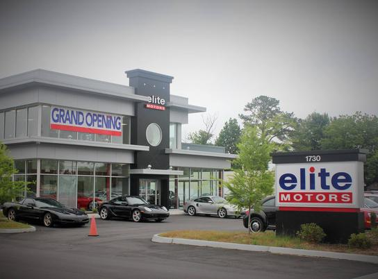 elite motors car dealership in virginia beach va 23454