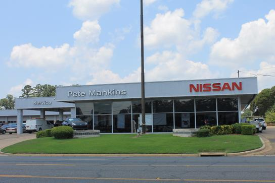 pete mankins nissan car dealership in texarkana tx 75503 3565 kelley blue book. Black Bedroom Furniture Sets. Home Design Ideas