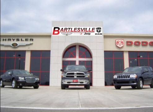 bartlesville chrysler dodge jeep car dealership in bartlesville ok 74006 7675 kelley blue book. Black Bedroom Furniture Sets. Home Design Ideas