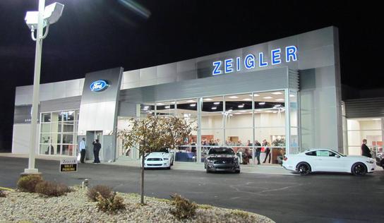 Harold Zeigler Ford Dealer >> Zeigler Ford Lincoln Elkhart Car Dealership In Elkhart In 46514