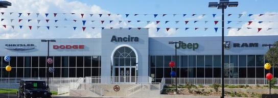 Ancira Chrysler Jeep Dodge RAM