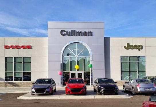 Cullman Dodge Chrysler Jeep RAM 1