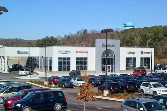 Cullman Dodge Chrysler Jeep RAM 2
