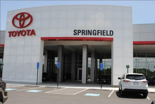 Priority Toyota of Springfield 3