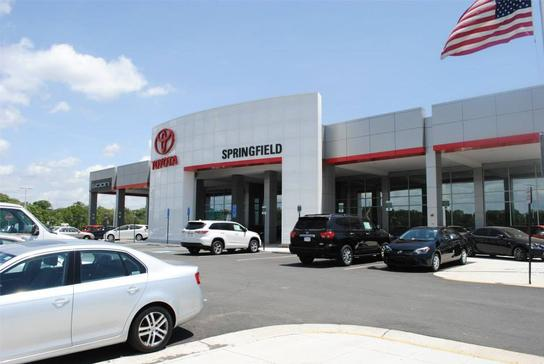 Priority Toyota of Springfield 1