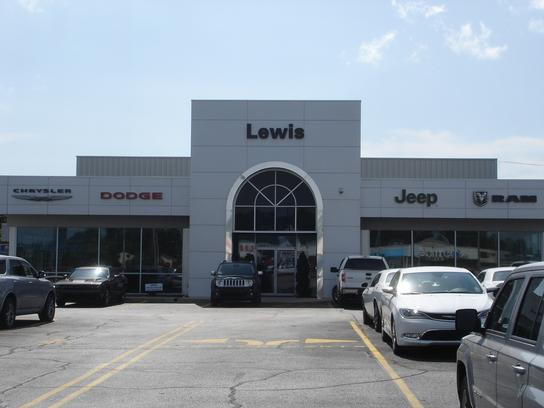 Lewis Chrysler Dodge Jeep RAM 1