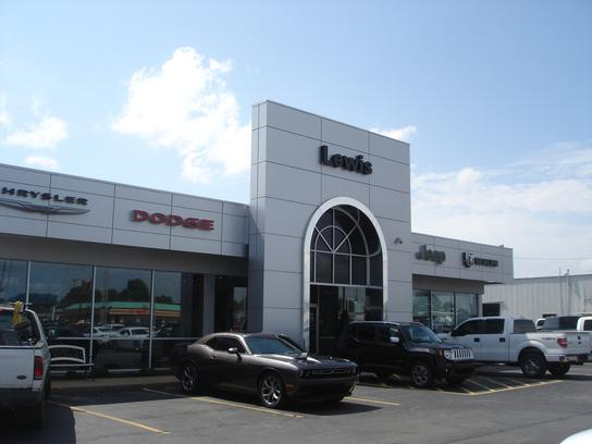 Lewis Chrysler Dodge Jeep RAM 3