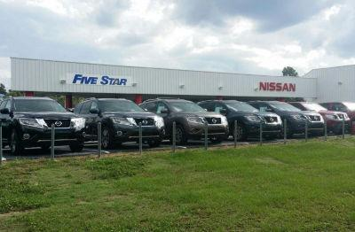 Five Star Nissan Florence 1 ...