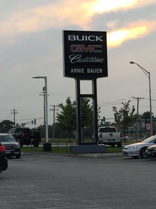 Arnie Bauer Buick GMC Cadillac Matteson Auto Mall car ...