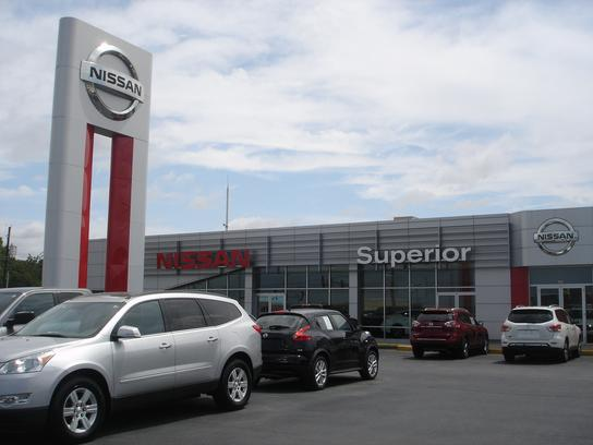 Superior Nissan Conway >> Superior Nissan Car Dealership In Fayetteville Ar 72703