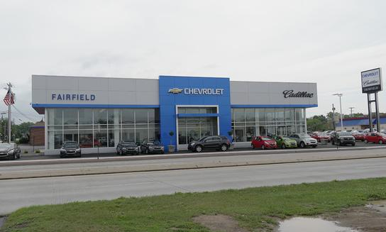 Fairfield Chevrolet Cadillac
