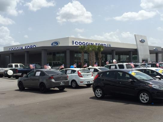 Coggin Ford car dealership in JACKSONVILLE, FL 32225-8230 ...