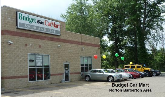 budget car mart	  Budget Car Mart car dealership in Barberton, OH 44203 | Kelley Blue Book