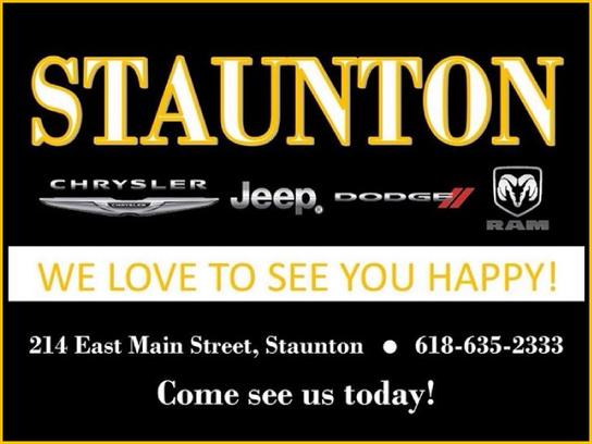 Staunton Chrysler Dodge Jeep RAM