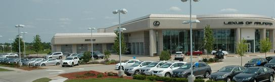 Lexus of Arlington 1
