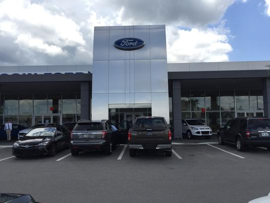 Coggin Ford Car Dealership In Jacksonville Fl 32225 8230 Kelley