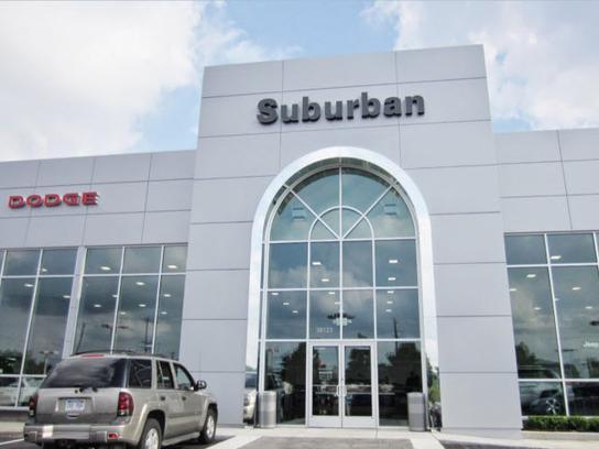 Suburban Chrysler Dodge Jeep Ram Of Garden City Car Dealership In Garden City Mi 48153 Kelley