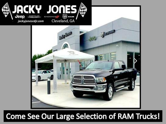 Jacky Jones Chrysler Dodge Jeep RAM Car Dealership In CLEVELAND - Chrysler dealer cleveland