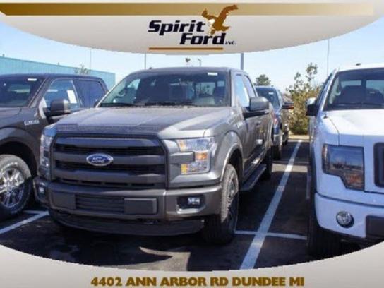 & Spirit Ford car dealership in Dundee MI 48131-9770 - Kelley Blue Book markmcfarlin.com