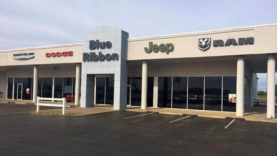 Blue Ribbon Chevrolet Buick GMC car dealership in Sallisaw ...