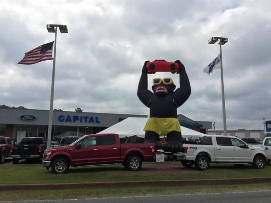 Capital Ford Lincoln Rocky Mount 1