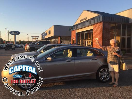 Capital Ford Lincoln Rocky Mount