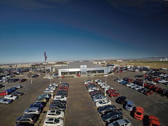 Corwin Ford Nampa >> Corwin Ford car dealership in NAMPA, ID 83687 | Kelley ...