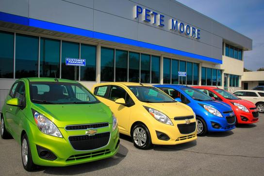 pete moore chevrolet car dealership in pensacola, fl 32506 | kelley
