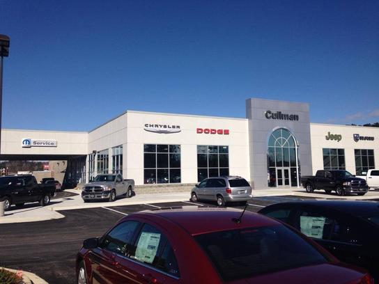 Cullman Dodge Chrysler Jeep RAM 3