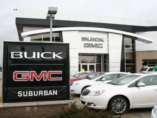 Suburban Ford Ferndale >> Suburban Buick GMC car dealership in Ferndale, MI 48220 ...