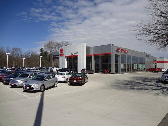 Cedar Falls Car Dealerships >> Dan Deery Toyota Car Dealership In Cedar Falls Ia 50613 Kelley