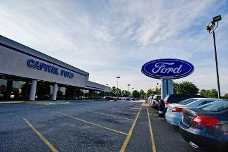 Capital Ford Raleigh >> Capital Ford Raleigh Car Dealership In Raleigh Nc 27616 Kelley