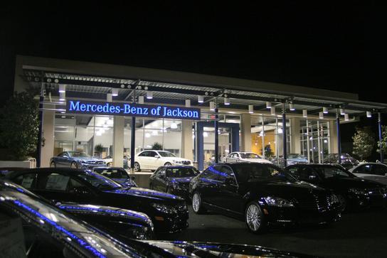 Mercedes Benz Of Jackson 1