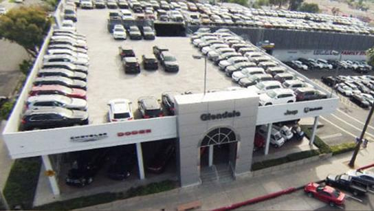Glendale Dodge Chrysler Jeep