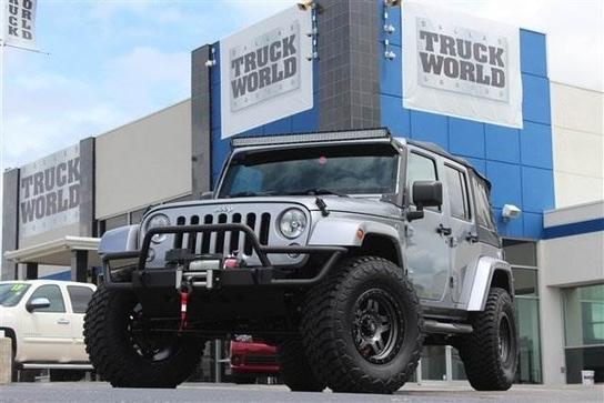 Dallas Truck World