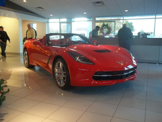 Car Dealership Specials At Powers Swain Chevrolet Inc In