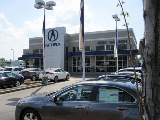 Jerry Damson Acura >> Jerry Damson Acura Car Dealership In Huntsville Al 35801 Kelley