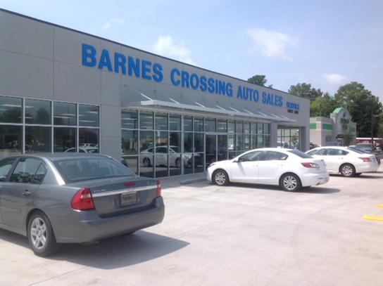Barnes Crossing Auto Sales and Service Starkville