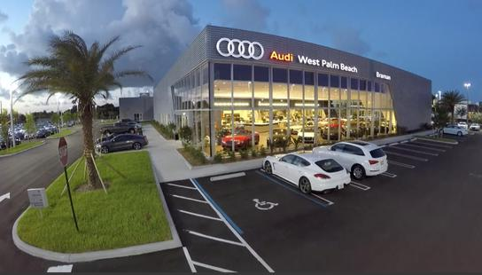 Audi West Palm Beach >> Audi West Palm Beach Car Dealership In West Palm Beach Fl 33409