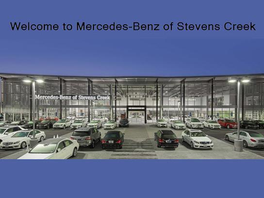 Mercedes Stevens Creek >> Mercedes-Benz of Stevens Creek car dealership in Santa ...