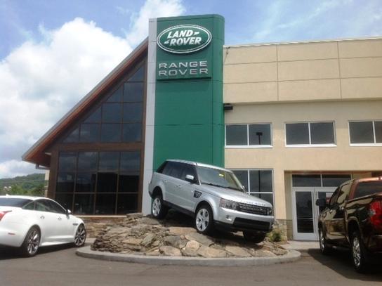 Jaguar / Land Rover Nashville car dealership in BRENTWOOD, TN 37027