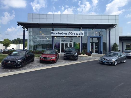 mercedes benz of owings mills car dealership in owings