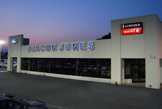 Deacon Jones Ford Lincoln