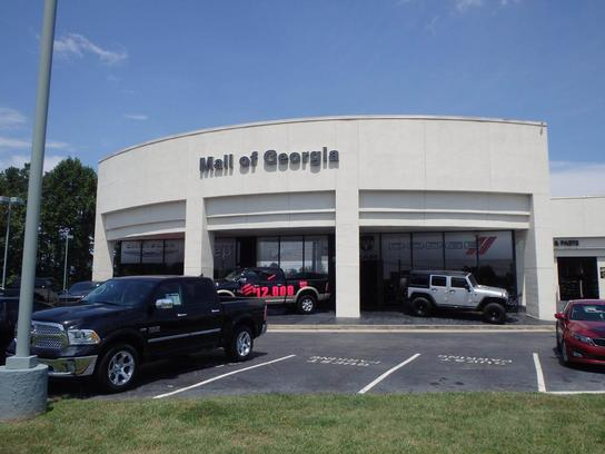 Mall of Georgia Chrysler Dodge Jeep Ram