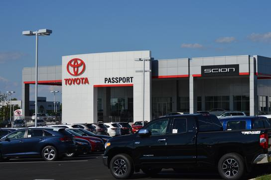 Passport Toyota 2
