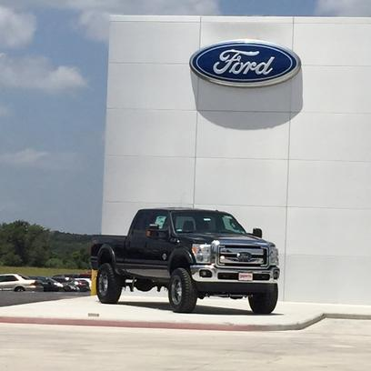 Ford San Marcos >> Griffith Ford Of San Marcos Car Dealership In San Marcos Tx
