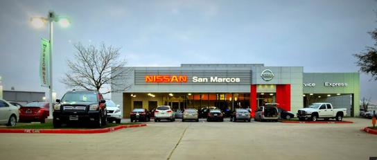 nissan of san marcos car dealership in san marcos, tx 78666 | kelley